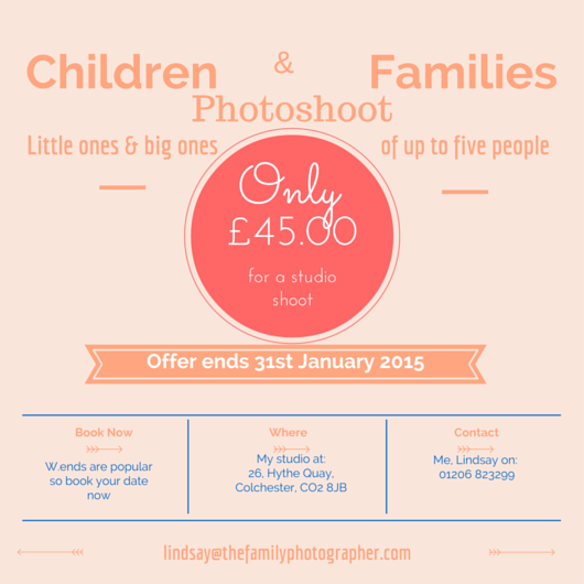 Offer ends 31st January 2015